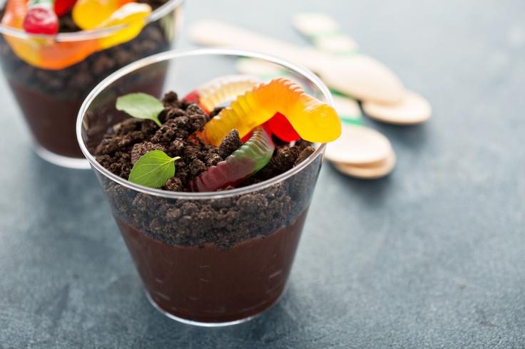 dirt dessert cup
