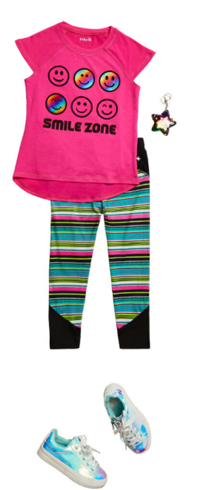 outdoor active style outfit