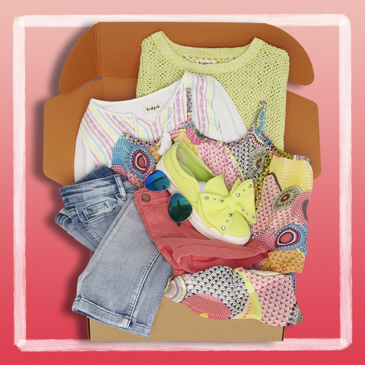kidpik clothing subscription box