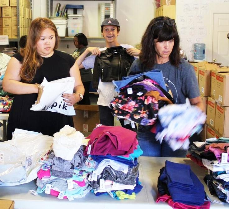 Lots of kidpik clothes