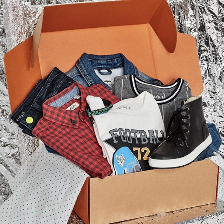 Boys Holiday Fashion Box