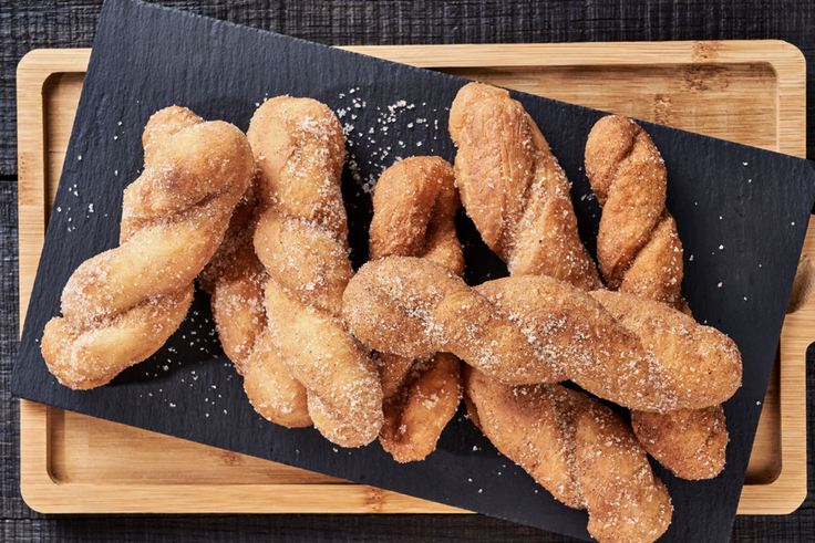 Our Favorite Cinnamon Twists