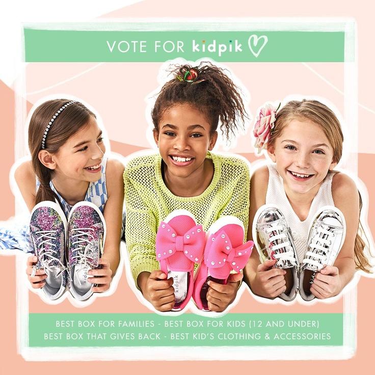 3 girls and kidpik shoes