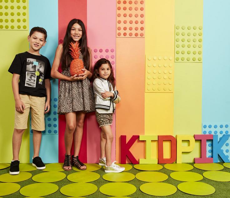 kids in kidpik clothing