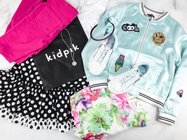kidpik subscription clothing