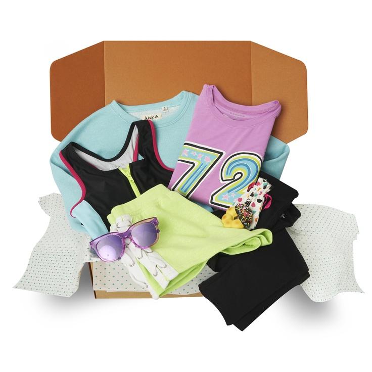 kidpik clothing box