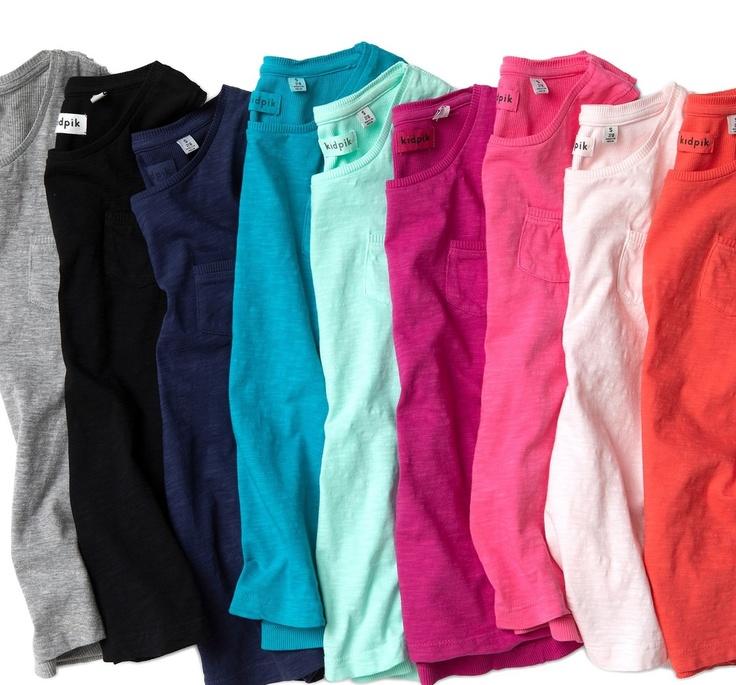 kidpik shirts