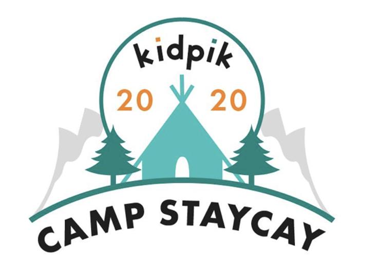 Camp Staycay Logo
