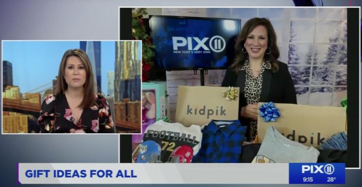 kidpik in the News: Pix 11