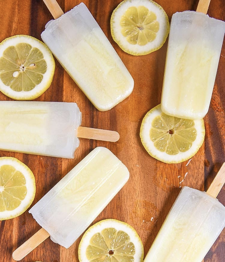 Healthy Ice Pops