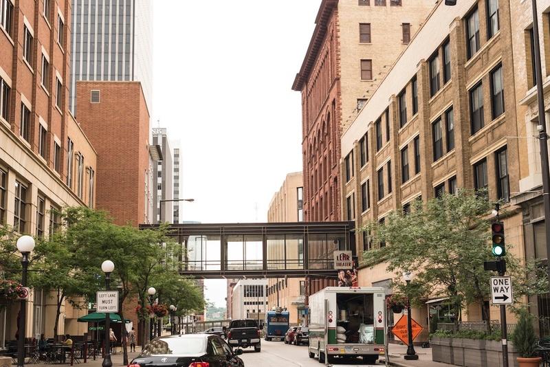Downtown St. Paul