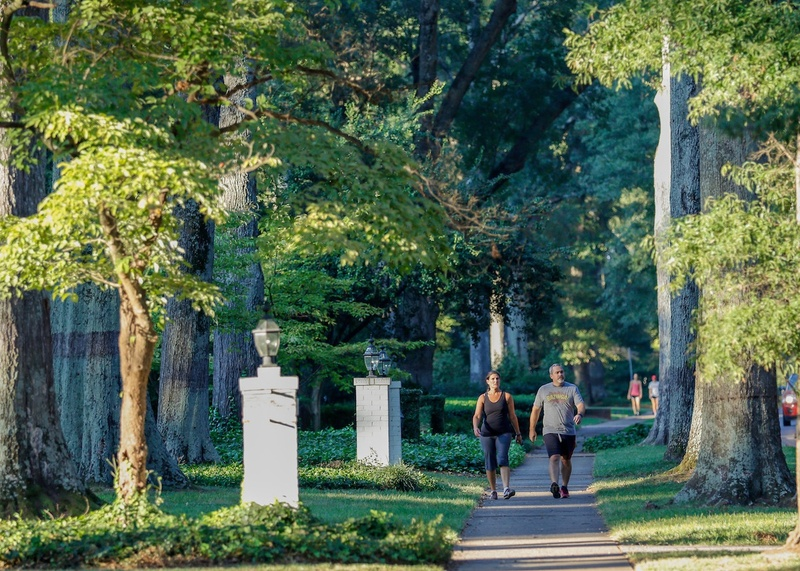 couple-walking-in-myers-park-charlotte