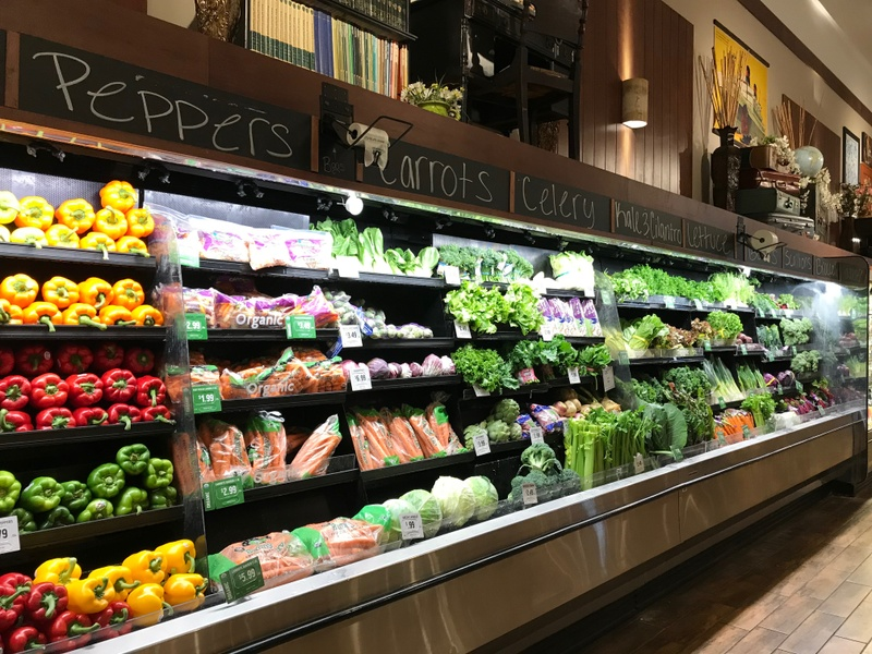 The Fresh Market Grocery Store