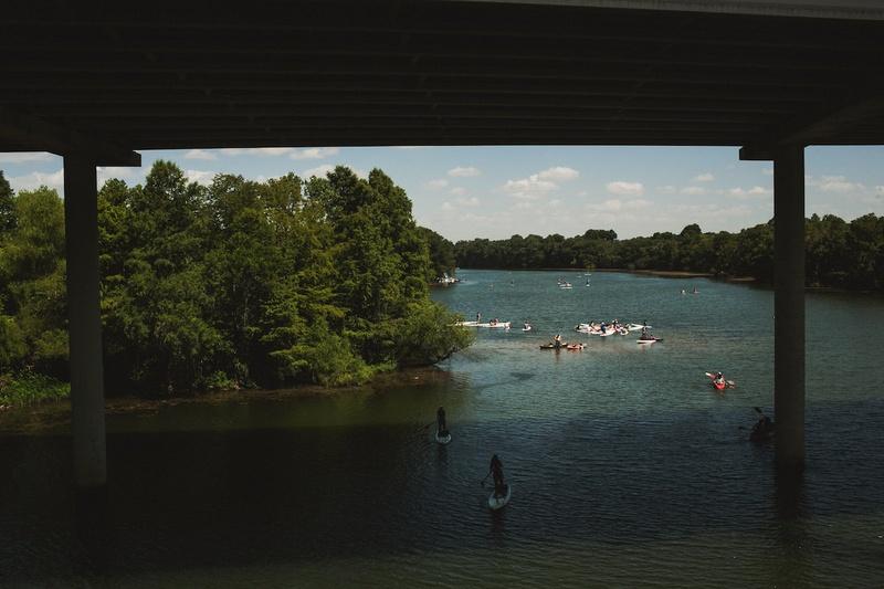 paddle boards in Austin