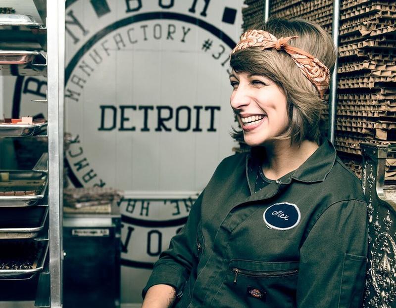 Bon Bon Bon founder Alexandra Clark.