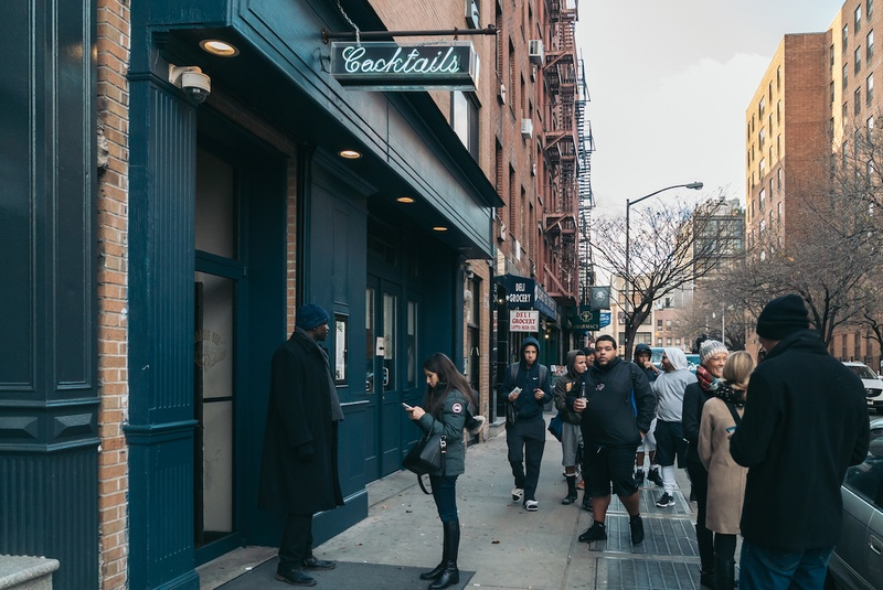 Lower East Side street