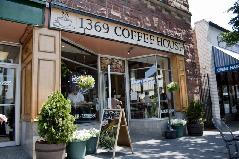 1369 Coffee House in Boston