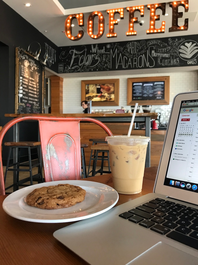 Enjoy cookies, coffee and co-working at Cuppencak