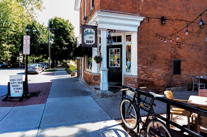 Restaurants And Bars In Cleveland With Outdoor Seating Doorsteps Rent