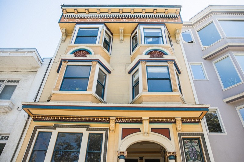 Living In The Mission District In San Francisco Doorsteps Rent