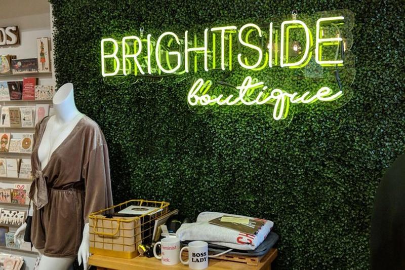 Brightside Boutique in Baltimore