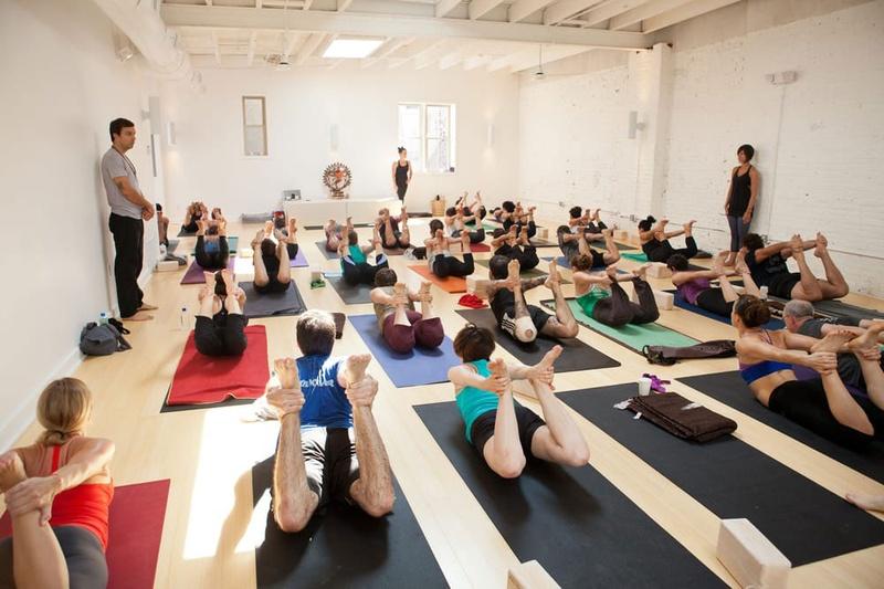 Three Queens Yoga in Philadelphia