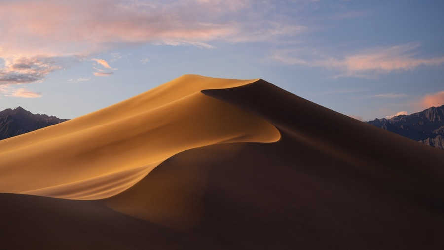 Mojave Day