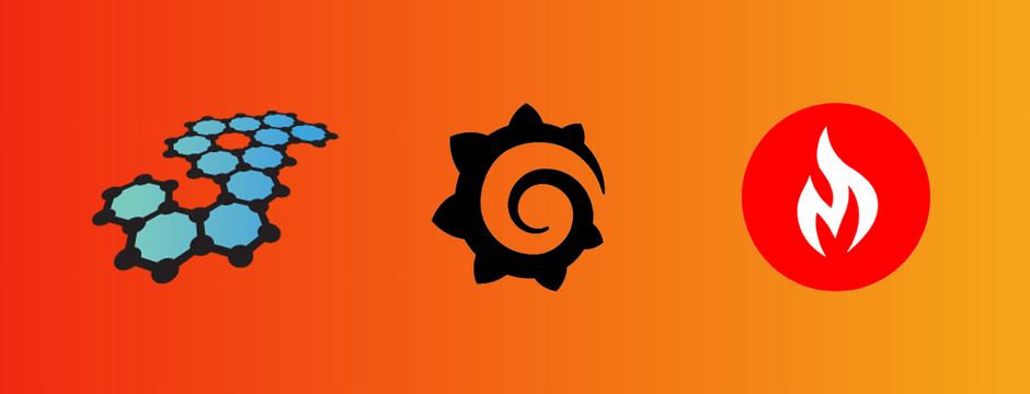 Grafana and Graphite monitoring a system